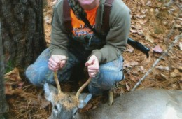 Ashley's Spike Buck